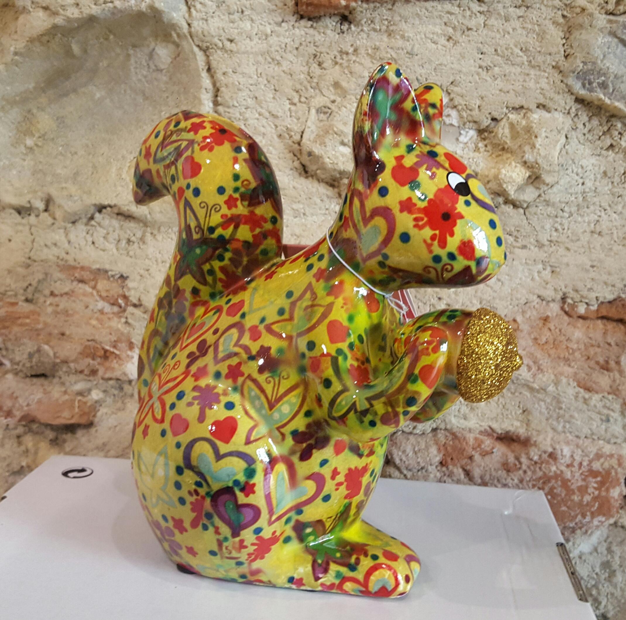 Ben noto Giocattoli Rovato | eleganti salvadanai in ceramica a forma di  NL26